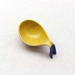 NEMO 달소금 도자기 종지 유광 투톤 국자 소스볼-레몬X블루