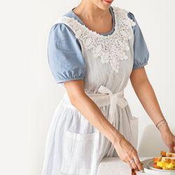마이 엘레나 앞치마 2color