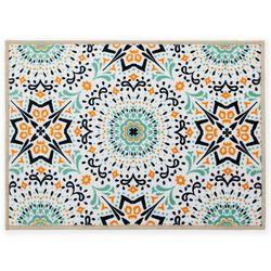 패브릭포커스 인디아 그린 발매트 미끄럼방지 (4color)