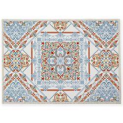 패브릭포커스 인디아 블루 발매트 미끄럼방지 (4color)