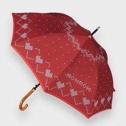 스노우 60 자동 장우산