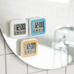 디지털 욕실 타이머 방수시계