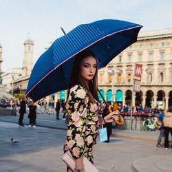 미스터포터 네이비 70 자동 장우산
