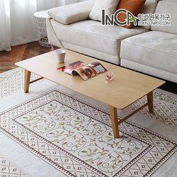 잉카가구 비비안 북유럽풍 접이식 테이블 800