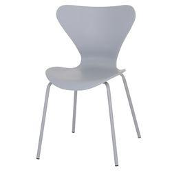 더조아 세븐체어 카페 플라스틱 디자인 인테리어 식탁 의자