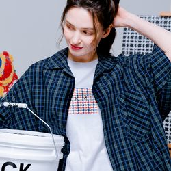 Checkered Half Sleeved Shirt