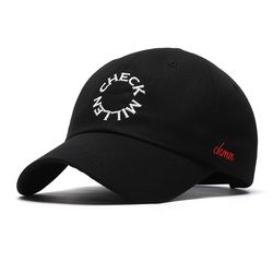 CKML Round Logo Ball Cap [Black]