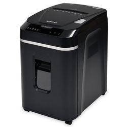 문서세단기 PK-205AF 블랙 자동급지 200매 카드세단 32.2L