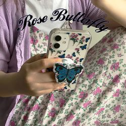 rose butterfly tok (스마트톡)