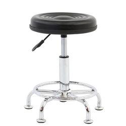 더조아 서클체어-고정형 높낮이 회전 간의의자