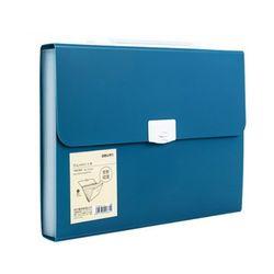 도큐먼트 화일백 12분류 72593BL 블루(330X250X35)