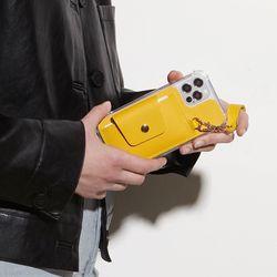 [갤럭시]Basic - Card Phone case(카드 수납 가죽 폰케이스 )