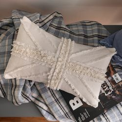mini union jack cushion (솜포함)