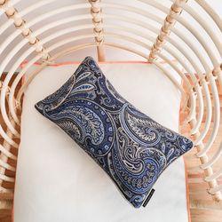 paisley mini cushion (솜포함)