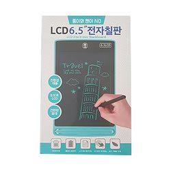 H LCD 전자 칠판 6.5인치