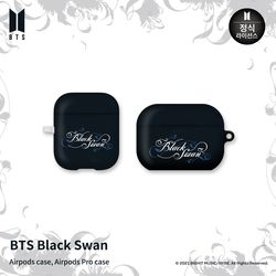 [BTS] BTS Black Swan HARD Airpods- Airpods Pro CASE