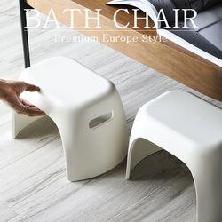 머리감는의자 성인샴푸의자 프리미엄 욕실의자