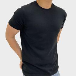 남자 머슬핏 여름 반팔 짐웨어 어깨넓어보이는  반팔티