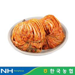 부귀농협 마이산김치 국내산 포기김치 7kg