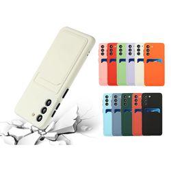 갤럭시A51 A71 A32 A42 A72 실리콘 카드 휴대폰케이스