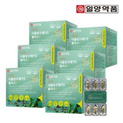 일양약품 프라임 식물성 미세조류 오메가3 60캡슐 6박스