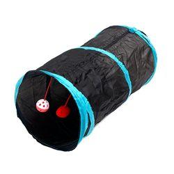 TWO BALL 캣터널 고양이 장난감 숨숨집 접이식