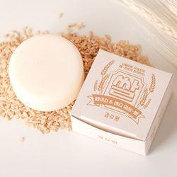 과수원 쌀 페이스&바디 워씽빠 100g