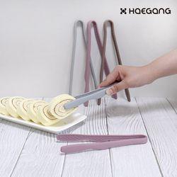 국산 실리콘 미니 집게 주방 고기 조리 도구 요리