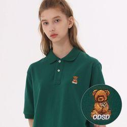 유니온 베어 PK 티셔츠 - GREEN
