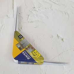 L자선반 20x25cm 2개입 (색상랜덤)