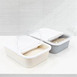 마카롱 쌀통 3kg 2개