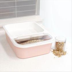 마카롱 쌀통 3kg 1개