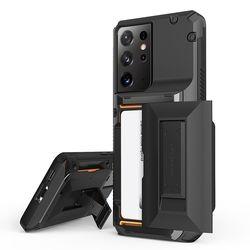 갤럭시 S21 울트라 케이스 거치대 반자동 카드수납 하이브리드