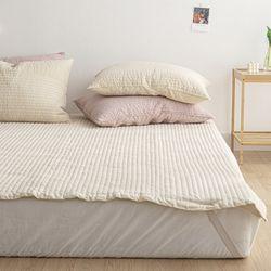 미니멀피그먼트 밴딩 침대패드 SS 4colors