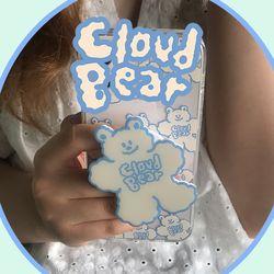 [뮤즈무드] cloud bear tok (스마트톡)