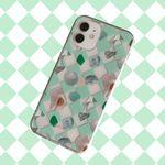 [뮤즈무드] seashell (clear) 아이폰케이스