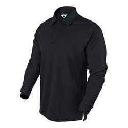 콘도르 퍼포먼스 폴로 긴팔 티셔츠 (블랙)