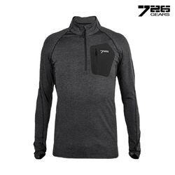 [726기어] 택티컬 프로 셔츠 (다크그레이)