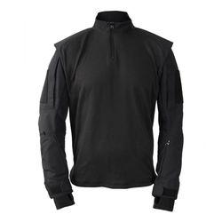 프로퍼 컴뱃 셔츠 (블랙)