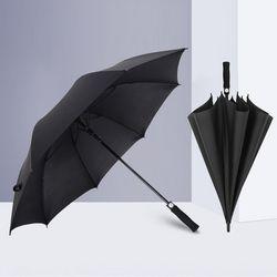 프리미엄 장우산 27인치 고급 대형 자동 장우산 튼튼