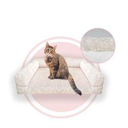 강아지&고양이 물세탁 상팔자 매쉬 사계절 쿨 방석 쿠션