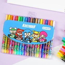 카트라이더 20색색연필