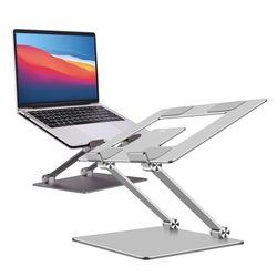 엑토 접이식 높이조절 알루미늄 노트북 거치대 NBS-24