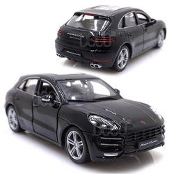 1:24 포르쉐 마칸 블랙 다이캐스트 미니카 모형