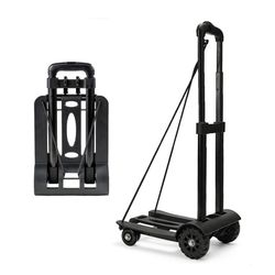 미니 휴대용 접이식 경량 운반 쇼핑카트 손수레