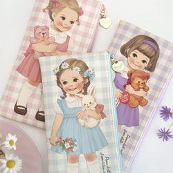 afrocat pencase  paper doll mate 2021 series