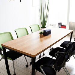 상판교체 테이블 DIY 넓은 LPM 두꺼운상판 1800X800