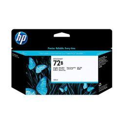 HP 잉크 3WX07A NO.72B 포토블랙 130ml
