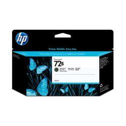 HP 잉크 3WX06A NO.72B 매트블랙 130ml