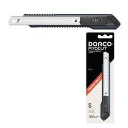 도루코 커터 S403 소 9mm